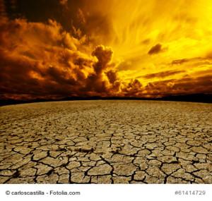 Dürre, Wüste, Wüstenbildung